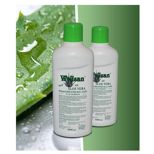 Wollsan - Laundry detergent with lanolin - Volume: 1000 ml