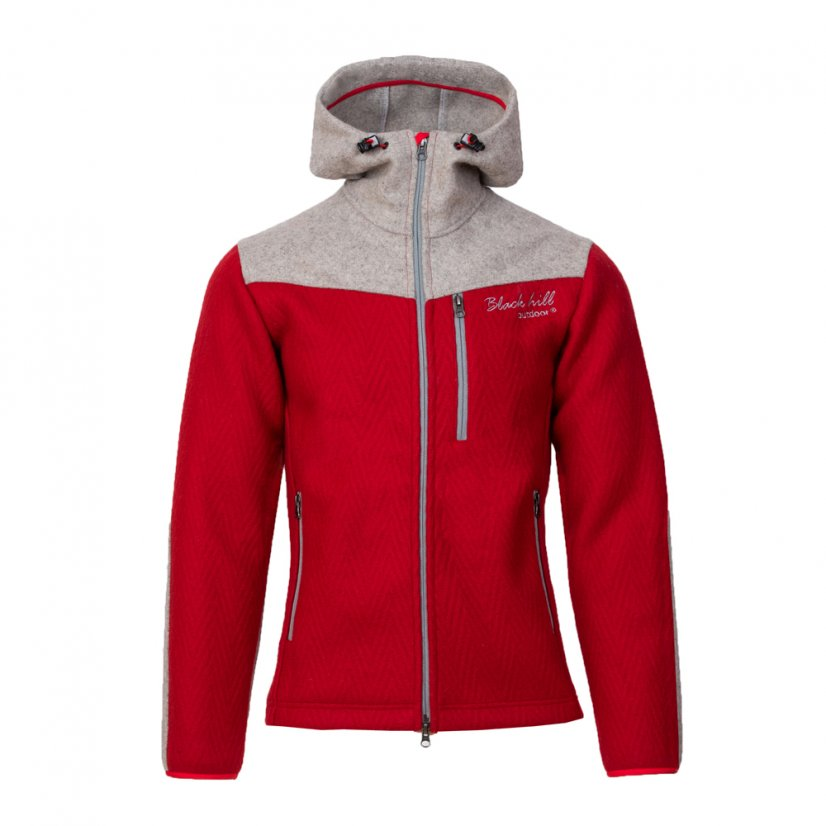 Men's jacket Bojan Red